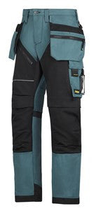 6202 (Petrol & Navy) RuffWork Trousers+ HP