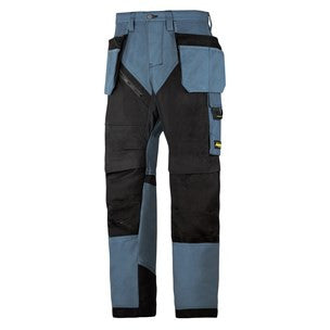 6203 (Petrol & Navy) RuffWork Trousers HP