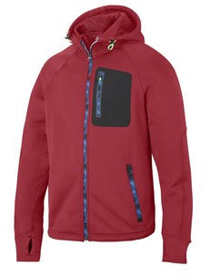 8000 FlexiWork, Stretch Fleece Hoodie