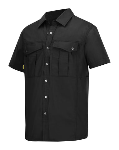 8506 Rip-Stop Shirt - Short Sleeved