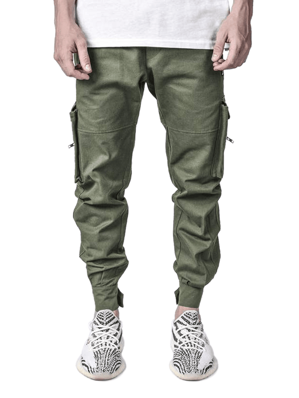 Military Pants - Forest - Reputation Studios