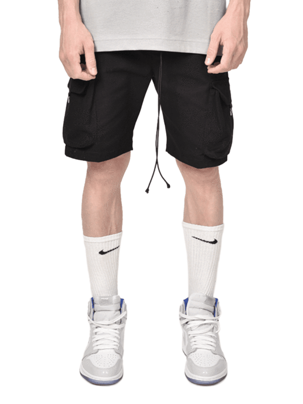Army Shorts - Black
