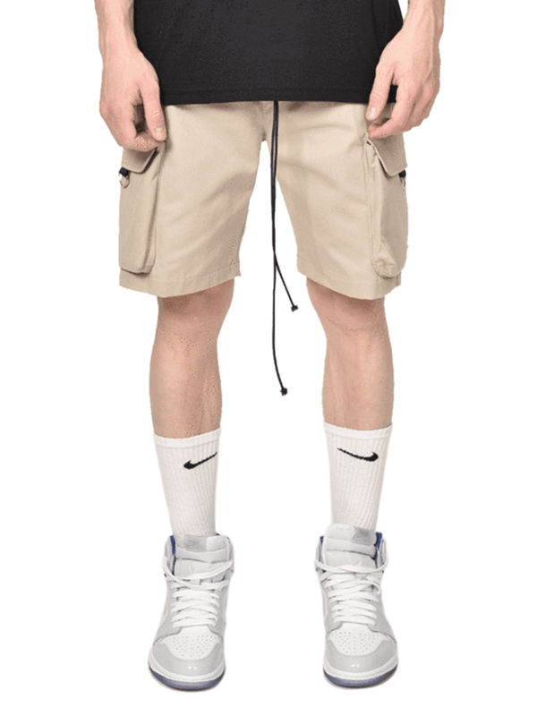 Army Shorts - Beige