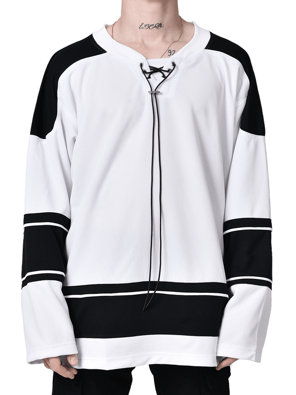 Hockey Jersey - White