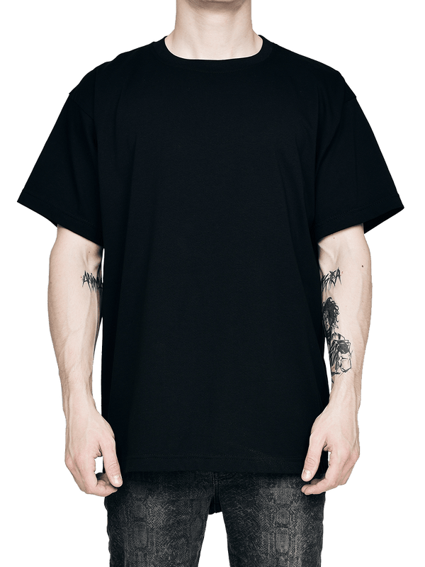 Everyday Tee - Black - lakenzie