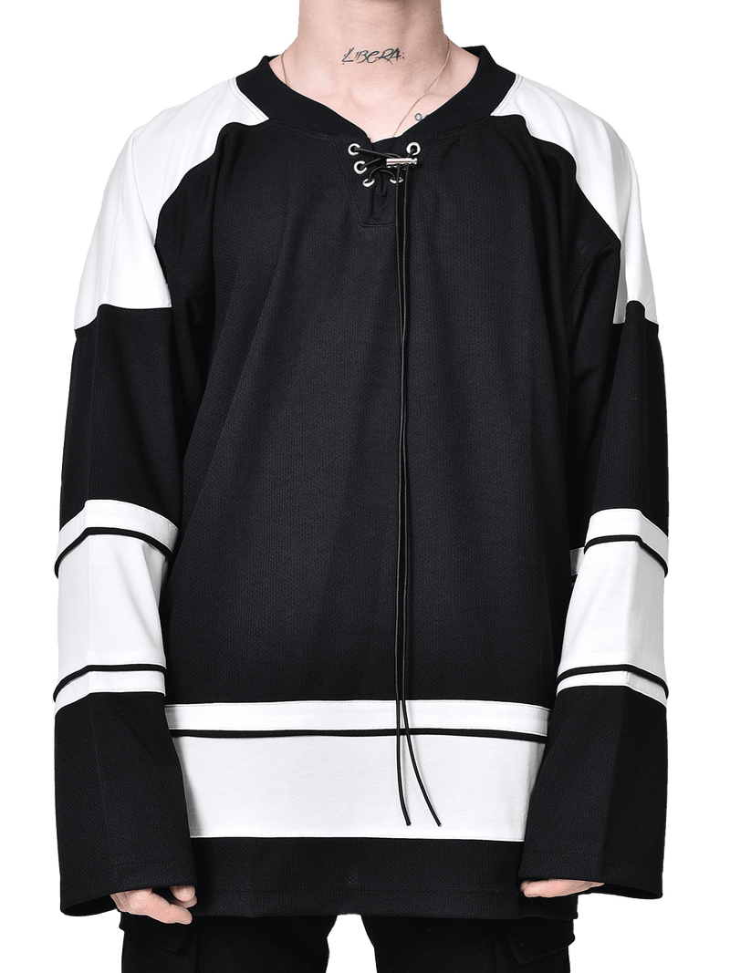 Hockey Jersey - Black