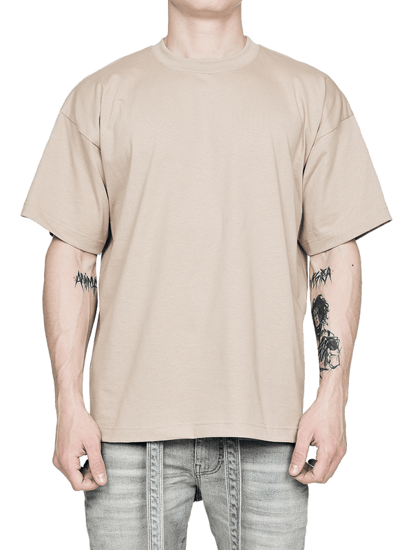 Everyday Tee - Sand - lakenzie