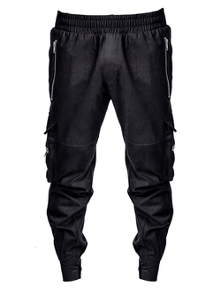 Military Pants - Black - lakenzie