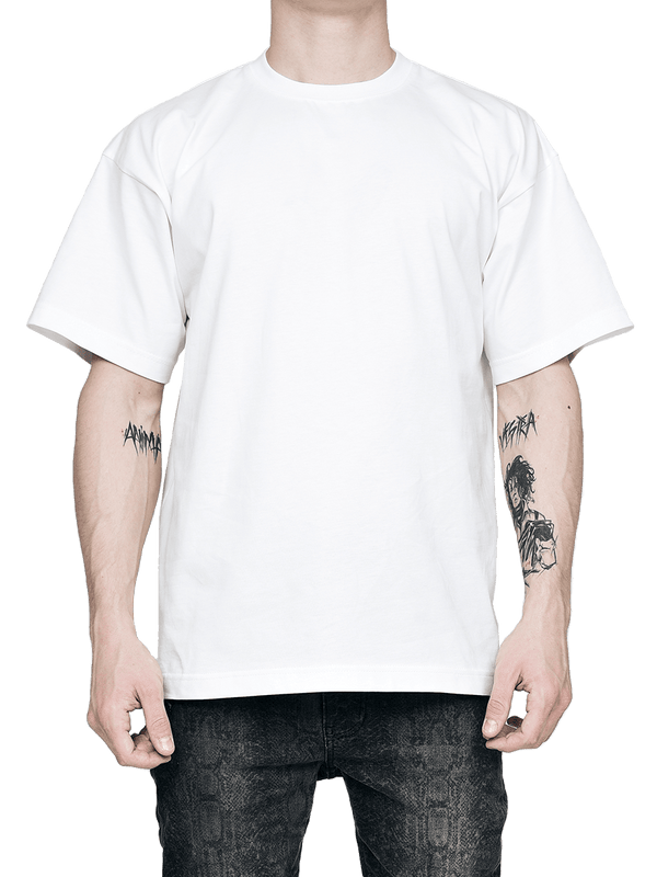Everyday Tee - White - lakenzie