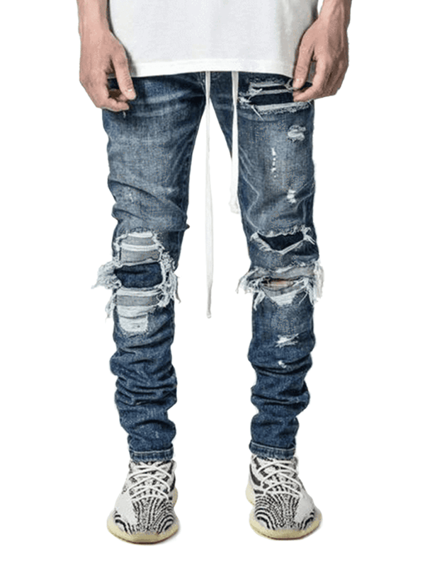Repaired Denim - Reputation Studios