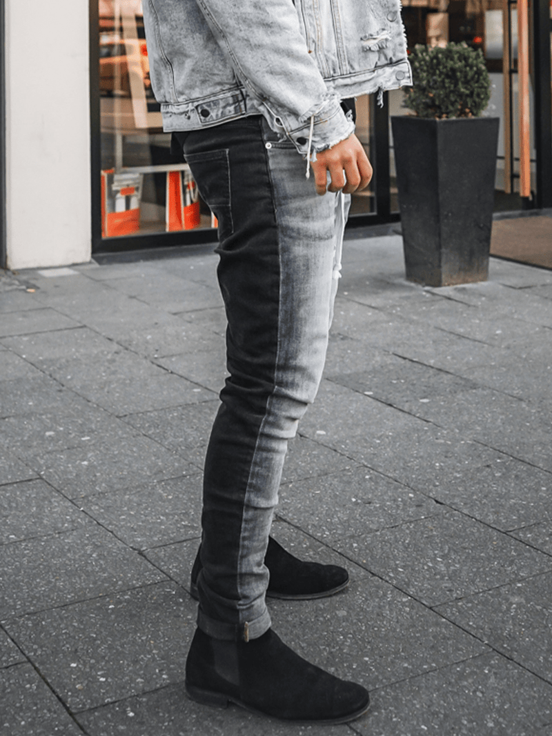Half / Half Denim - lakenzie