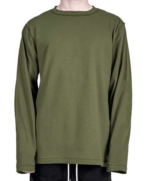 Inside Out Longsleeve - Forest