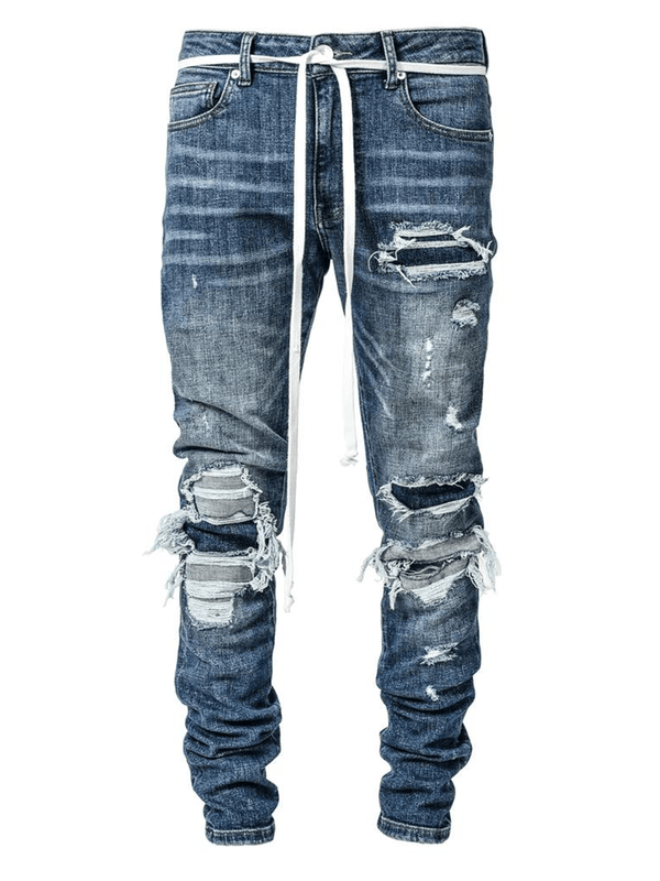 Repaired Denim
