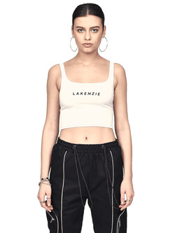 LAKENZIE tee - Off White
