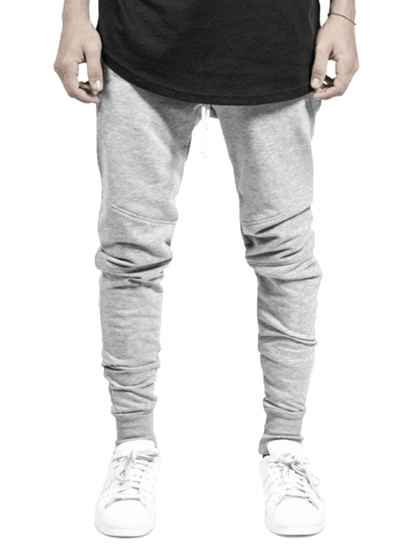 Cardinal Sweatpants - Heather Grey