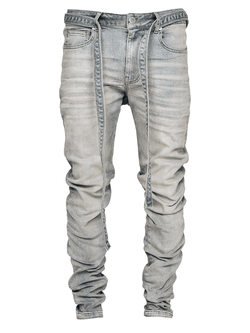 Belted Denim - lakenzie