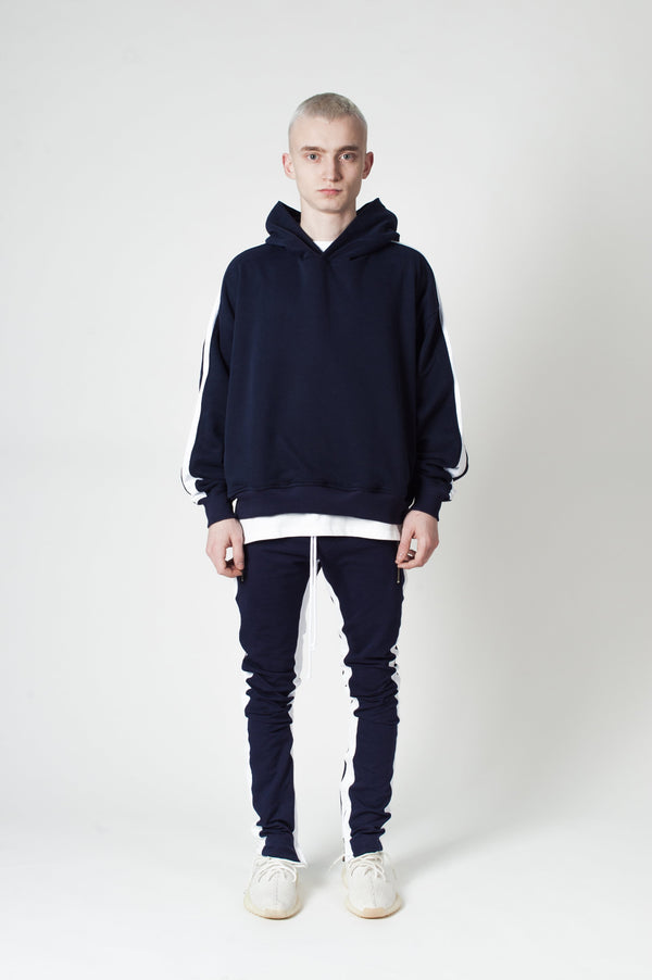 Drawstring Trackpants V2.0 - Navy