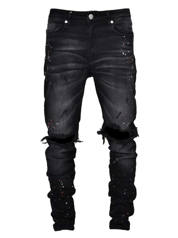 Painters Denim - Black - lakenzie