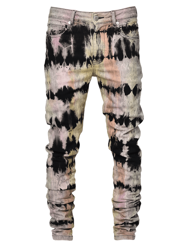 Tie Dye Denim - Colour - lakenzie