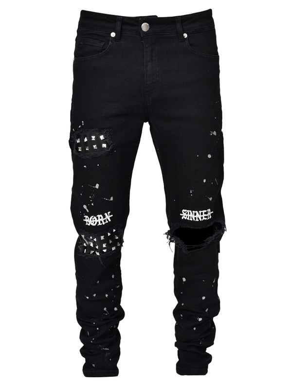 Stud Denim