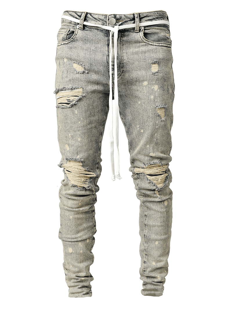 Dirty Wash Denim