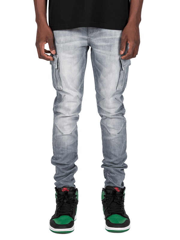 Cargo Denim stone - Reputation Studios