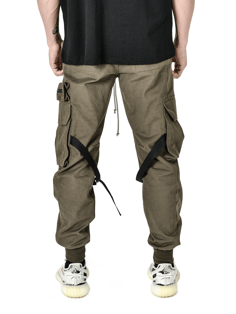 Cargo Pants - Forest - Reputation Studios
