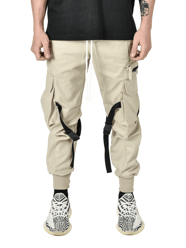 Cargo Pants - Stone - Reputation Studios
