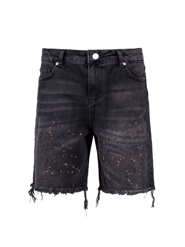 Painter Shorts - Black