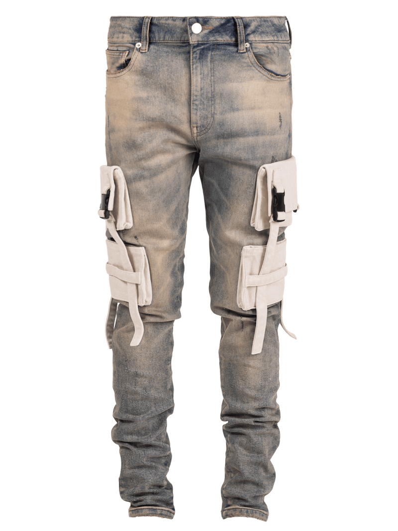 Utility Denim - Light Wash