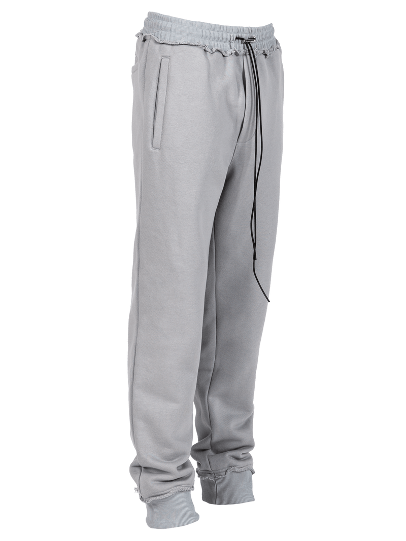 Distressed Sweatpants - Stone