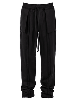 DIY Sweatpants - Black