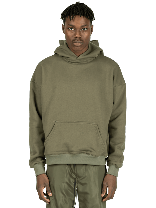 Oversized Hoodie - Forest