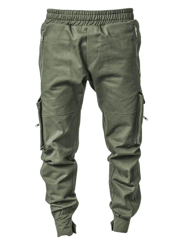 Military Pants - Forest - lakenzie