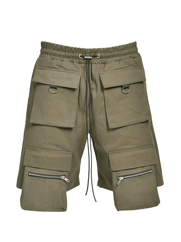 Utility Shorts - Forest