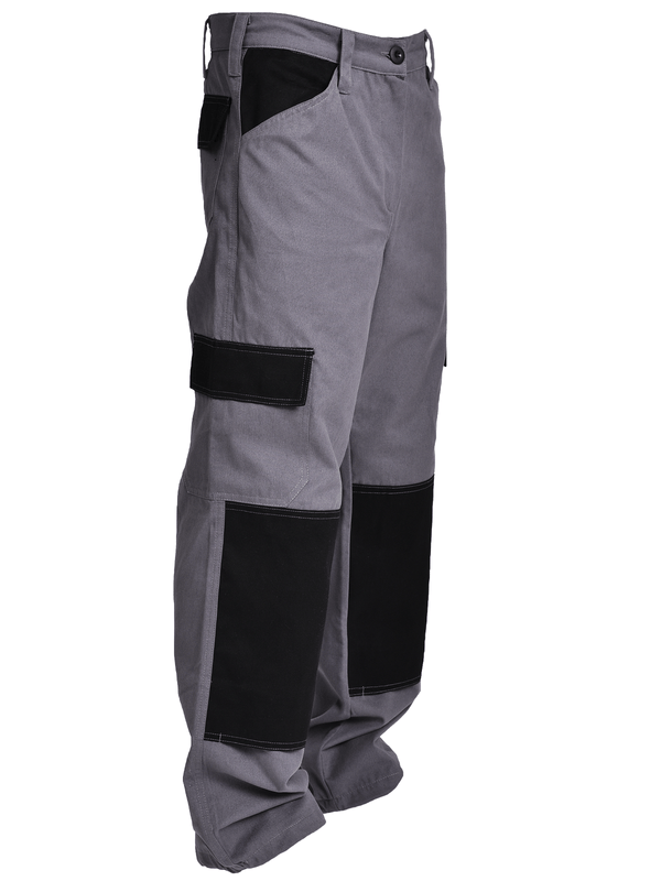Industrial Pants - Grey