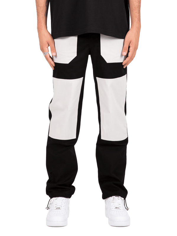 Industrial Pants V2 - BLACK
