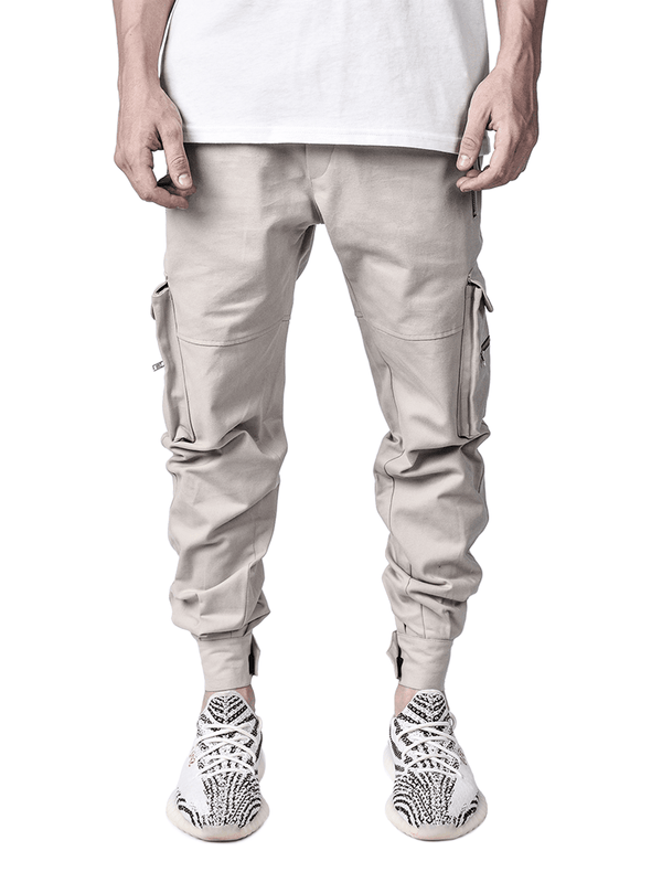 Military Pants - Stone - Reputation Studios