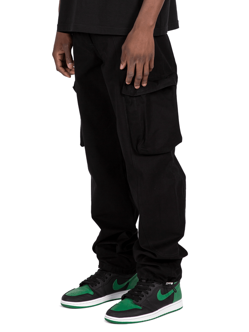 Acro Cargo Pants - Black