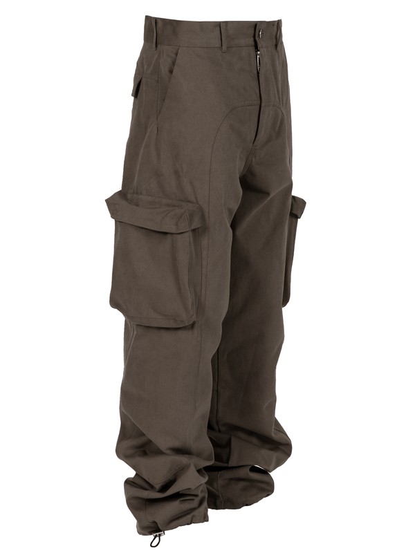 Forest Colored Acro Cargo Pants