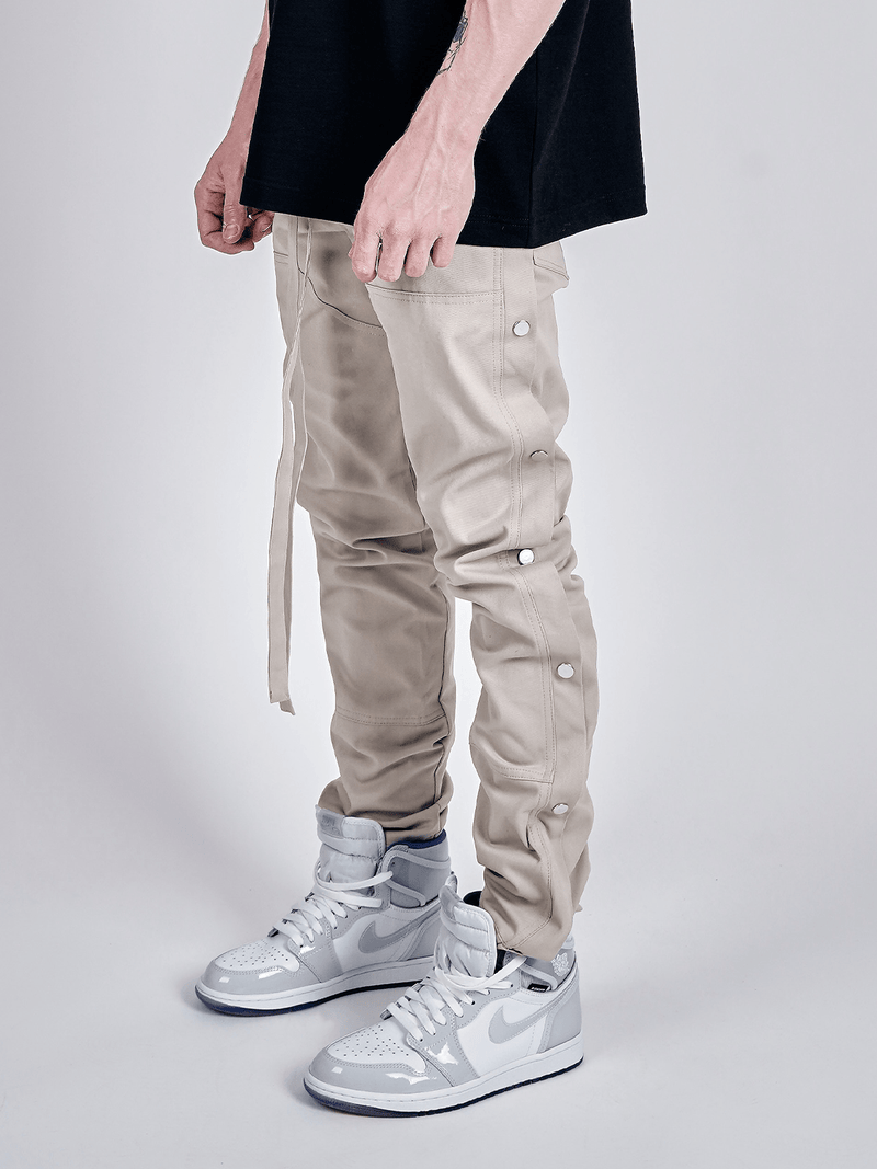 Western Pants - Stone