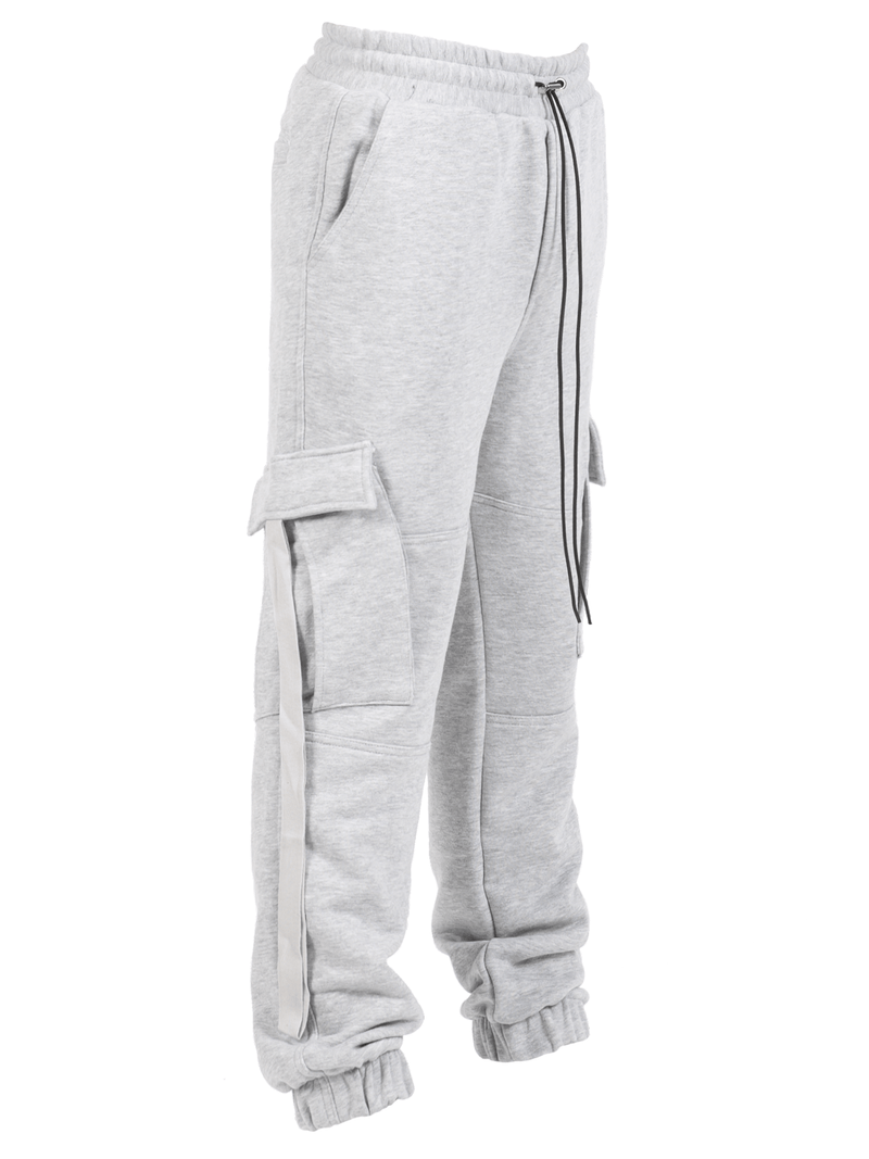 Lounge Cargo Pants - Grey