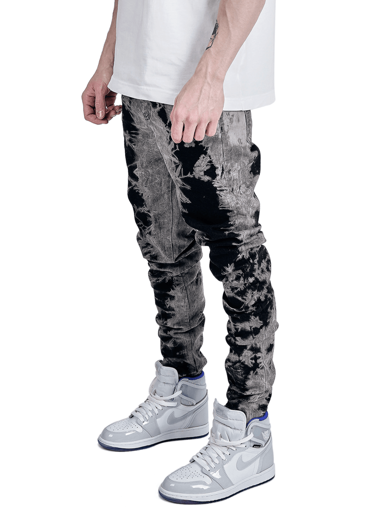 Tie Dye Denim - Reputation Studios