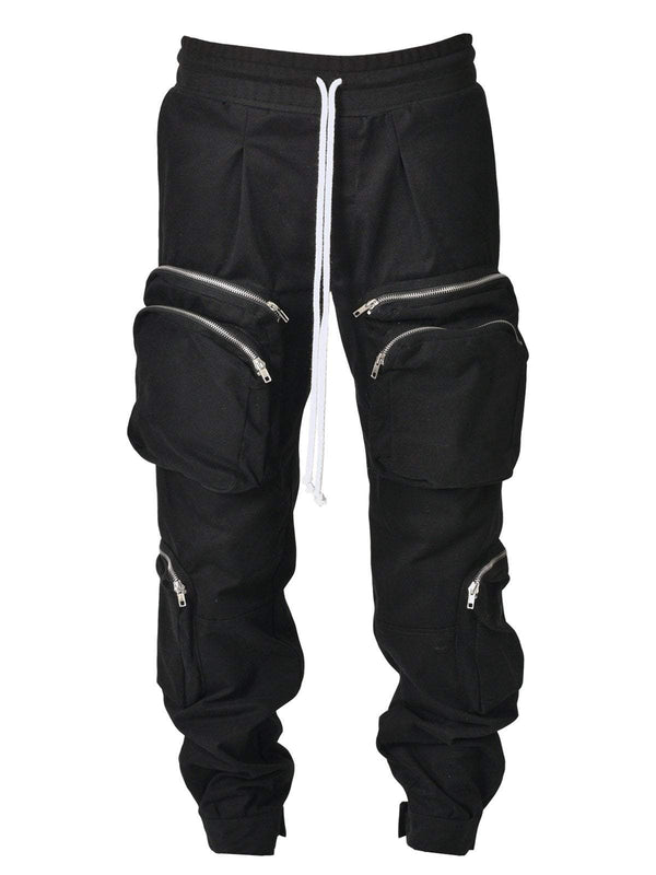 Utility Pants - Black - Reputation Studios