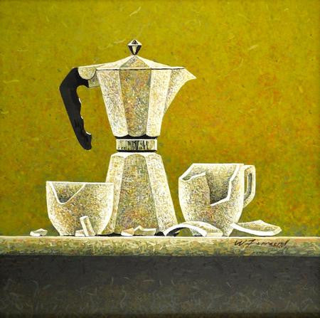 Beyond Moving – Still Life Paintings by William Forrestall