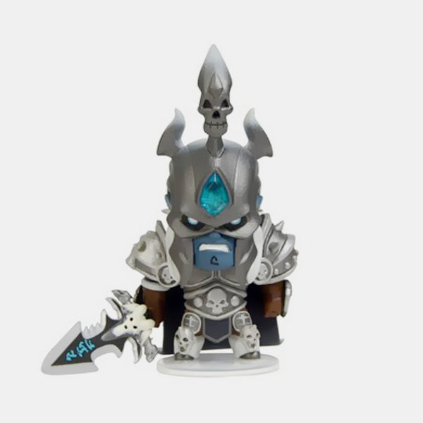 Blizzard: Cute But Deadly - Arthas [Open Blind Box]
