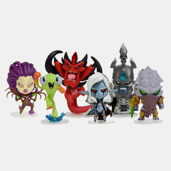 Blizzard: Cute But Deadly - Blind Box (1pc)