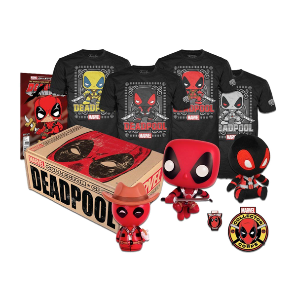 Marvel Collectors Corps: Deadpool