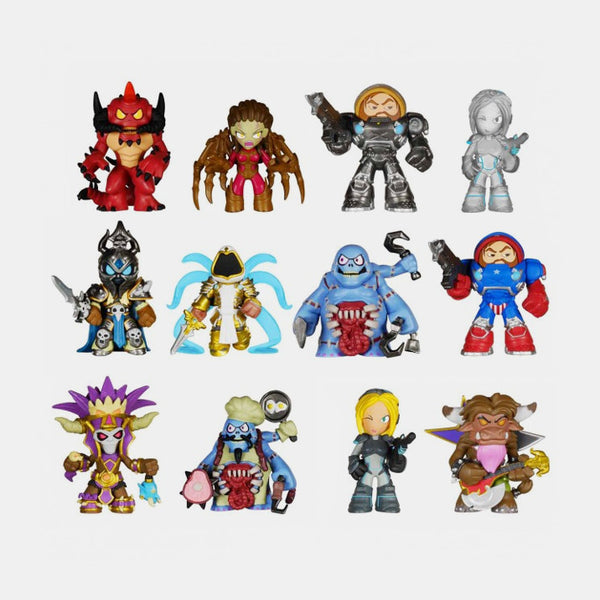 Mystery Minis: Heroes of the Storm - Blind Box (1pc)