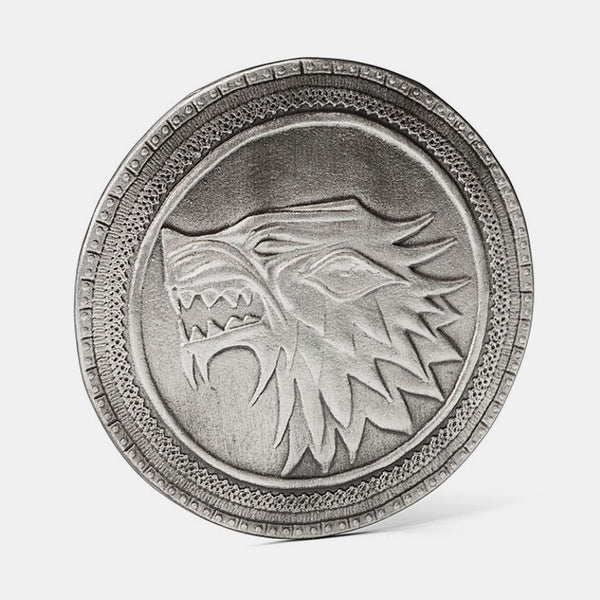 HBO Game of Thrones: House Stark Shield Pin